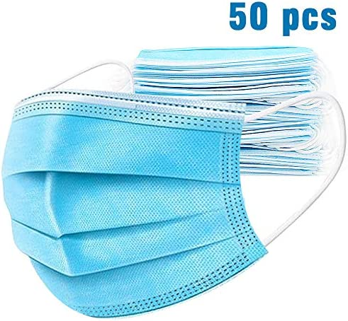 Cheers Filter Masks – 100 & 50 Depend 3-Ply Disposable Face Masks