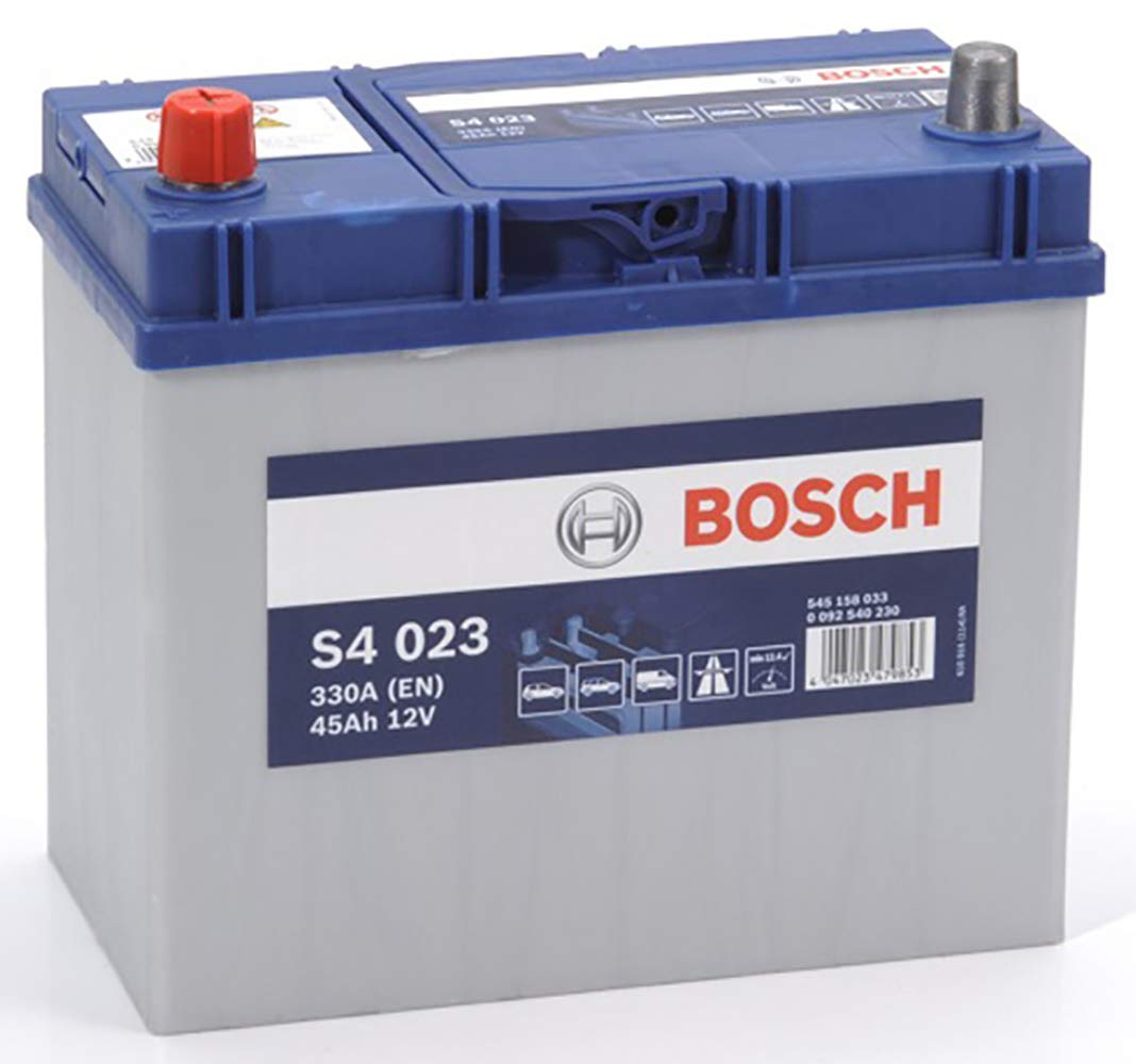 Bosch S4 Car Battery Type 043 159 05 Buy Online In Israel At Desertcart
