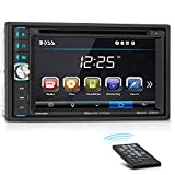 BOSS Audio BV9358B Car DVD Player - Double...