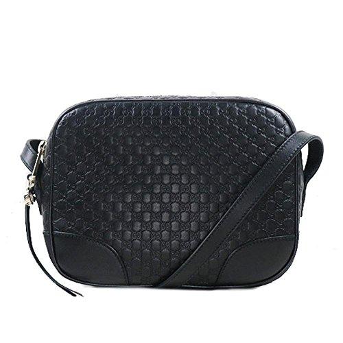 6d62ad288552 Gucci Bree Guccissima shoulder bag Chocolate Bag – Shop New York ...