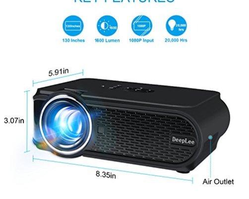 Top 10 best computer projectors for powerpoint best of for Best mini projector for powerpoint presentations