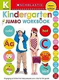 Jumbo Workbook: Kindergarten (Scholastic Early Learners)