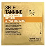 Comodynes Self-Tanning Towelettes for Face & Body-8 ct