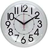 Springfield Big and Bold Clock (13-Inch)