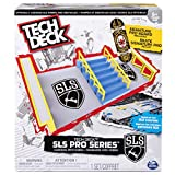 TECH DECK - SLS Pro Series Skate Park - Handrail with Hubba and Signature Pro Board