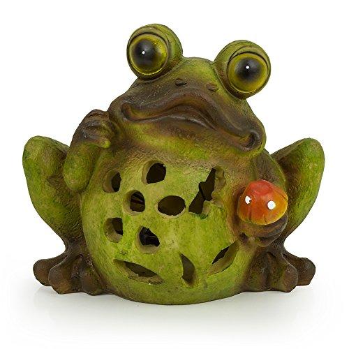 Frog-Solar-Garden-Light