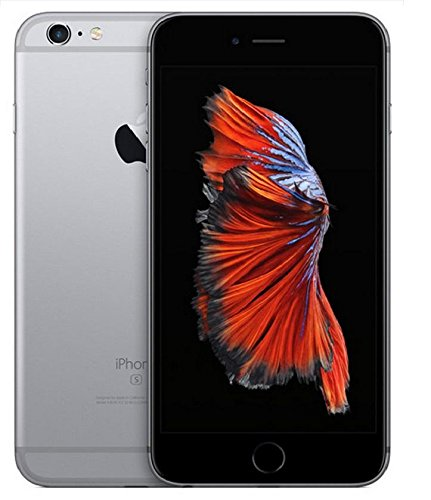 Apple iPhone 6s Plus Factory Unlocked Smartphone, 64 GB, Space Gray (Certified Refurbished)