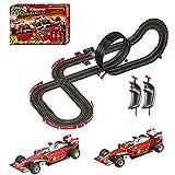 Carrera GO!!! 62480 DTM Master Class Electric Slot Car Racing Track Set 1:43 Scale