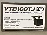 BOYO VTB100TJ Rear View Camera with Trajectory Parking Lines