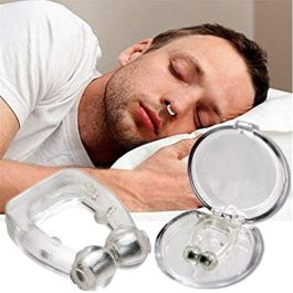 CARDEX Snore Free Nose Clip | Unisex Stop Snoring Anti Snore Free Sleep Silicone Magnetic Nose Clip | Nose Clip | Anti…