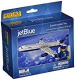 Daron Jet Blue Construction Toy 55-Piece