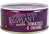 Trader Joe's Grecian Style Eggplant with Tomatoes & Onions 9.9 OZ (280g) - 2-Pack