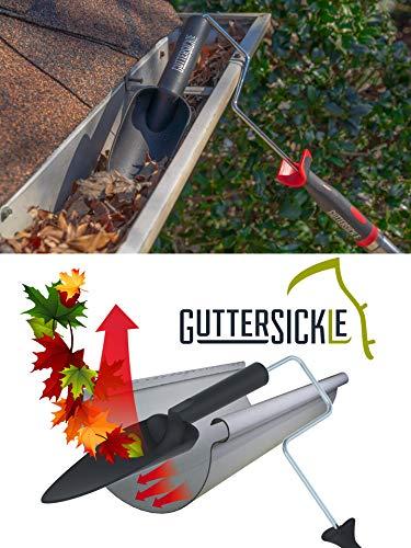 GutterSickle - Gutter Cleaning System