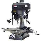 JET JMD-18 350018 230-Volt 1 Phase Milling/Drilling Machine