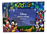 Disney Exclusive 2019 Mickey & Gang 4' X 6' Photo Frame (Multicolored)