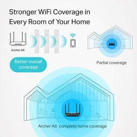 Gigabit WiFi Router (Archer A6)