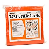 U-Haul Tarp Cover - 12' x 16' Water Resistant Polyethylene