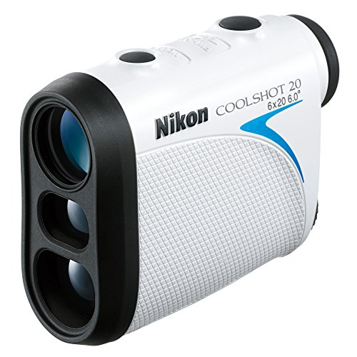 Nikon Coolshot 20 Golf Rangefinder (One Battery Included)