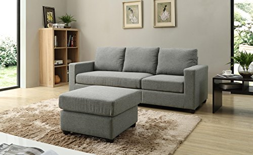sofa dp bed convertible frankfort gold white com amazon sparrow sectional