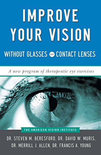 Improve Your Vision Without Glasses or Contact Lenses