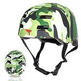 Flybar Dual Certified CPSC Multi Sport Kids & Adult Bike and Skateboard Adjustable Dial Helmet - Multiple Colors & Sizes