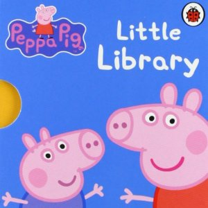 Peppa Pig: Little Library 51y0jaq999L