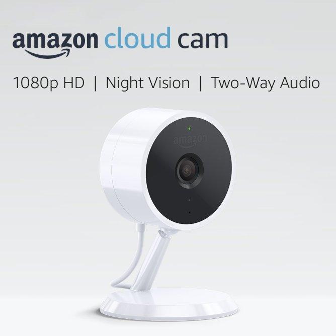 Amazon Cloud Cam Black Friday Deal 2019