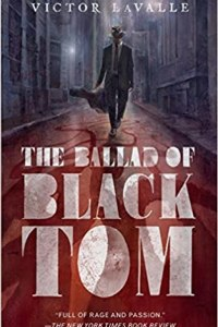 The Ballad of Black Tom Book Cover