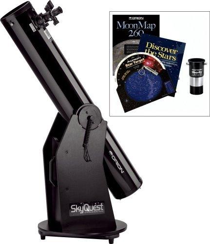 Orion 27193 XT6 Classic Dobsonian - Telescopio y Kit de Barlow para Principiantes