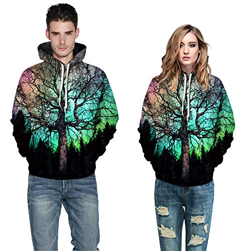 Azuki Unisex Fashion 3D Digital Printed Pullover Hoodies 5 Fashion Online Shop gifts for her gifts for him womens full figure