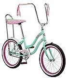 Schwinn S2367B Mist Girls Polo Bike, 20' Wheels, Mint, 20' Wheels