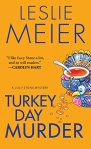Turkey Day Murder (A Lucy Stone Mystery Series Book 7) by [Meier, Leslie]