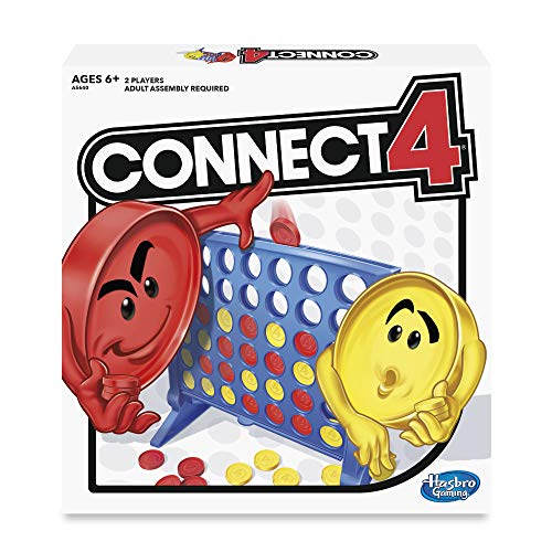 Hasbro Connect 4 Game - LOW PRICE! *Add On*