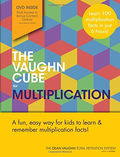 [dp0CC.BEST] The Vaughn Cube™ for Multiplication by Peterson's [W.O.R.D]