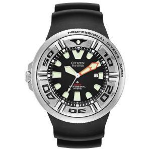 Citizen Men's Eco-Drive Promaster Diver Watch with Date, BJ8050-08E