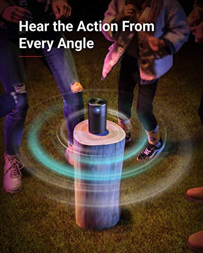Anker-Nebula-Capsule-Smart-Wi-Fi-Mini-Projector-Black-100-ANSI-Lumen-Portable-Projector-360-Speaker-Movie-Projector-100-Inch-Picture-4-Hour-Video-Playtime-Neat-Projector-Home-Entertainment