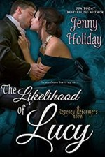 The likelihood of Lucy by Jenny Holiday