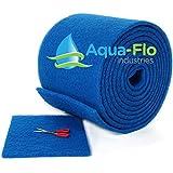 Aqua-Flo Cut to Fit AC / Furnace Preimum Washable Reusable Air Filter (16'x 25'x 1')