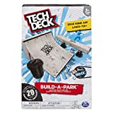 Tech Deck - Build-A-Park – Quarter, Bench, and Bin – Ramps Boards and Bikes