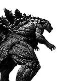 Bandai S.H.Monster Arts Godzilla 2017 Action Figure