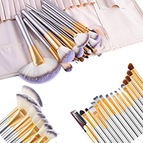 Professional Makeup Brush Set Cosmetic 24pc Makeup MakeUp Cosmetic Brush Set Kit