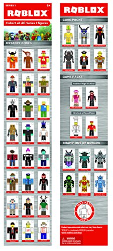 Roblox Champions 6 Pack 6 Fig Antagongame