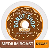 The Original Donut Shop Keurig Single-Serve K-Cup Pods, Medium Roast Coffee 12 count, DECAF (Pack of 6)