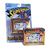 FitDeck Kids Exercise Playing Cards for Guided Workouts, Superman