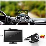 GOGO ROADLESS AC00011 LED Car Vehicle Backup Camera and Monitor Kit