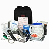 Emergency Survival Kit | Ultimate 98-in-1 Outdoor Multi-Tools for Camping, Hiking, Hunting & Fishing | First Aid Supplies | All Inclusive Survival Gear with Molle for Campers & Preppers