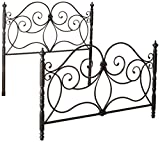 Product review for Coaster Home Furnishings Traditional Queen Bed, Caramel (Headboard/Footboard Only)