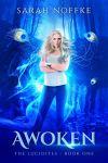 Awoken YA book cover