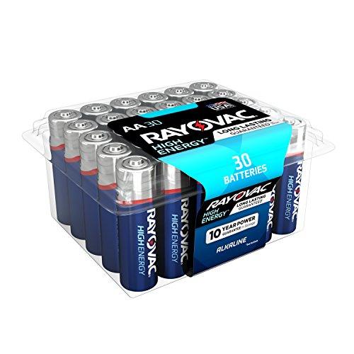 Rayovac AA Batteries, Alkaline Double A...
