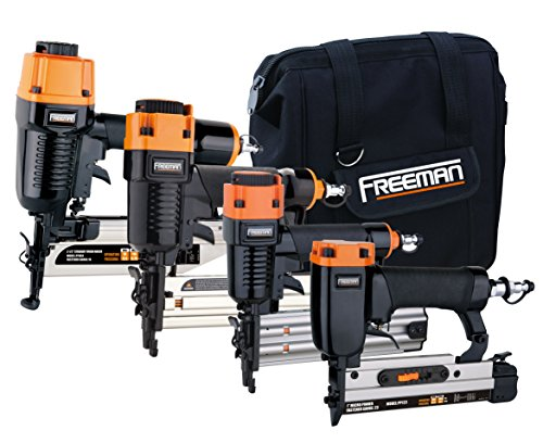 Freeman P4FNCB Finish Combo Kit